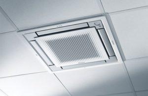 climatisation cassette plafond